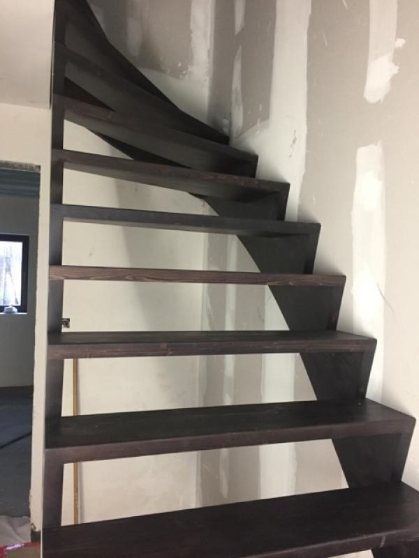 plaatsen trappen