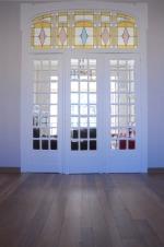 restauratie deurgeheel en nieuwe eiken plankenvloer