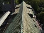 dakwerken - luchtfoto- onderdak