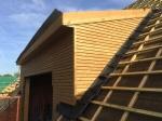 dakkapellen - bekleden met hout: thermowood